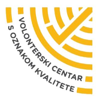 volonterski centar s oznakom kvalitete